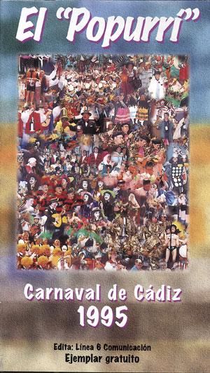 'El Popurrí' del Carnaval de Cádiz 1995