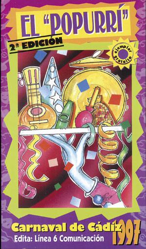 'El Popurrí' del Carnaval de Cádiz 1997