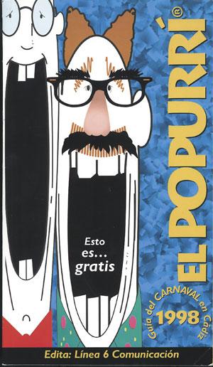 'El Popurrí' del Carnaval de Cádiz 1998
