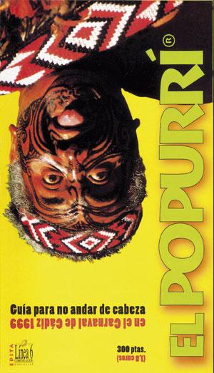 'El Popurrí' del Carnaval de Cádiz 1999