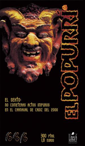 'El Popurrí' del Carnaval de Cádiz 2000