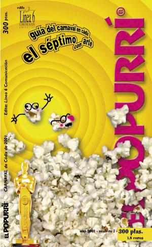 'El Popurrí' del Carnaval de Cádiz 2001