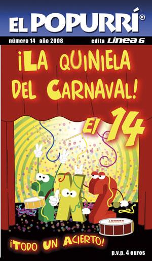 'El Popurrí' del Carnaval de Cádiz 2008