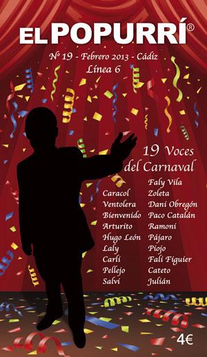 'El Popurrí' del Carnaval de Cádiz 2013