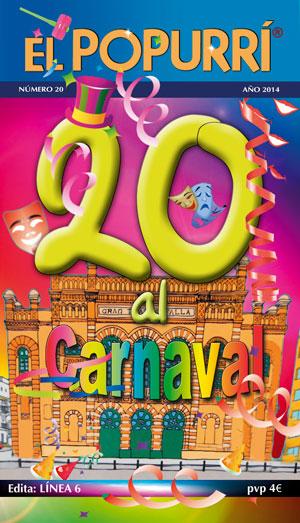 'El Popurrí' del Carnaval de Cádiz 2014
