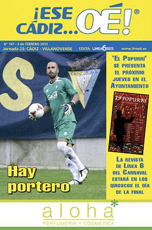 ¡Ese Cádiz…Oé! núm. 197 Temporada 2012/13