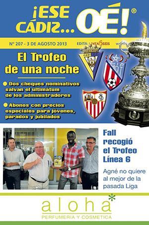 ¡Ese Cádiz…Oé! núm. 207 Temporada 2013/14