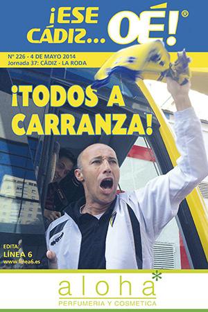 ¡Ese Cádiz…Oé! núm. 226 Temporada 2013/14