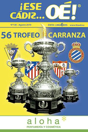 ¡Ese Cádiz…Oé! núm. 138 Temporada 2010/11