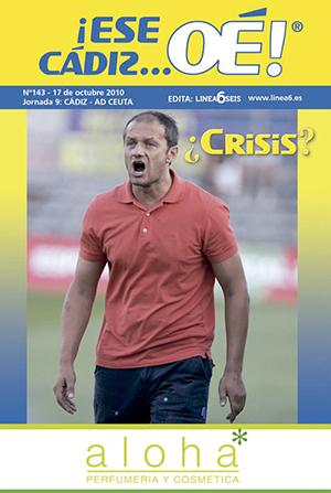 '¡Ese Cádiz…Oé! núm. 143 Temporada 2010/11