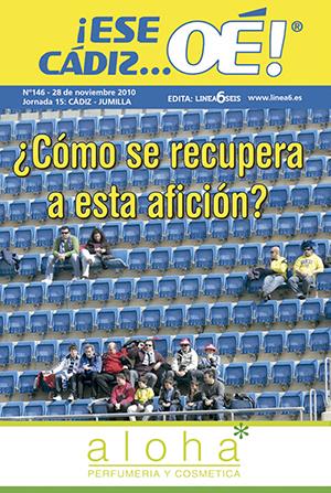¡Ese Cádiz…Oé! núm. 146 Temporada 2010/11