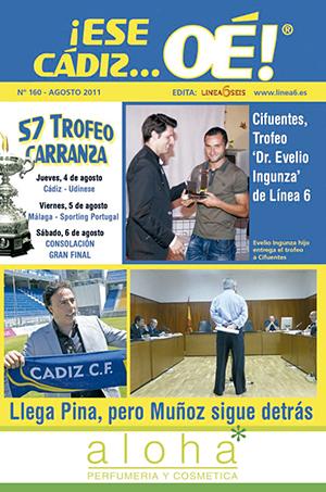 ¡Ese Cádiz…Oé! núm. 160 Temporada 2011/12