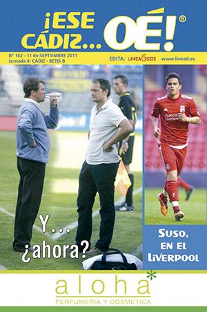 ¡Ese Cádiz…Oé! núm. 162 Temporada 2011/12