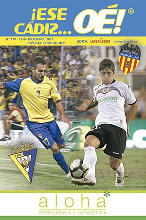 ¡Ese Cádiz…Oé! núm. 170 Temporada 2011/12