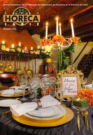 Revista HORECA Diciembre 2012