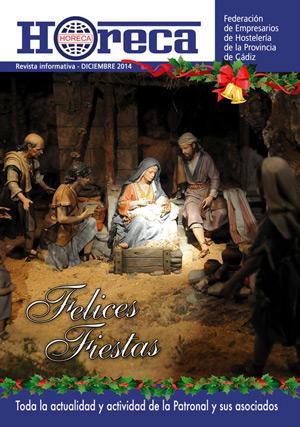 Revista HORECA Diciembre 2014