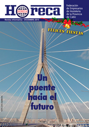 Revista HORECA Diciembre 2015