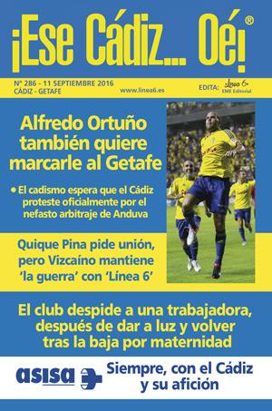 ¡Ese Cádiz…Oé! núm. 286 Temporada 2016/17