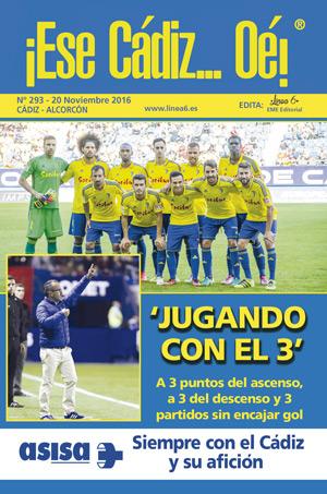 ¡Ese Cádiz…Oé! núm. 293 Temporada 2016/17