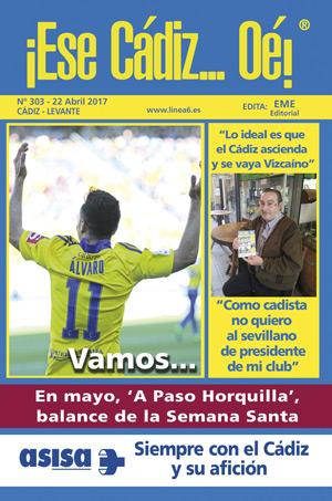 ¡Ese Cádiz…Oé! núm. 303 Temporada 2016/17
