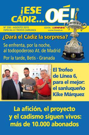 ¡Ese Cádiz…Oé! núm. 256 Temporada 2015/16