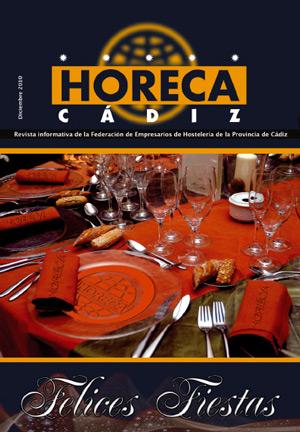 Revista HORECA Diciembre 2010