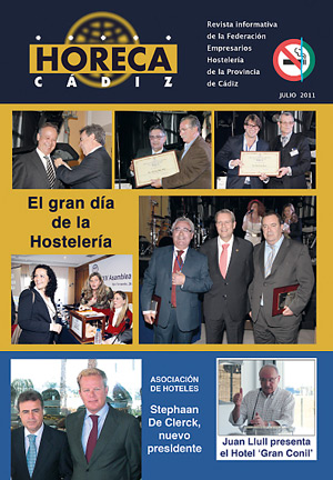 Revista HORECA junio 2011