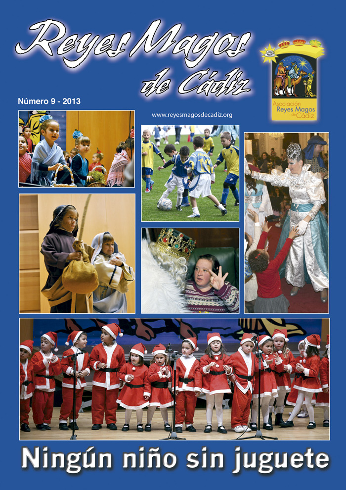 Reyes Magos de Cádiz 2013