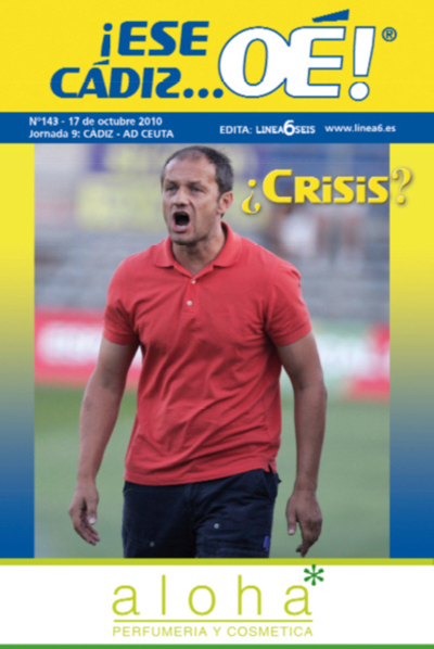 ¡Ese Cádiz…Oé! núm. 143 Temporada 2010/11
