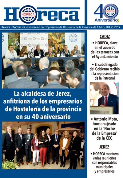 Revista HORECA Julio 2017