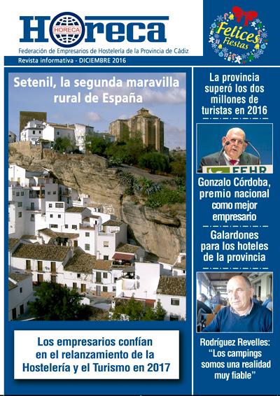 Revista HORECA Diciembre 2016