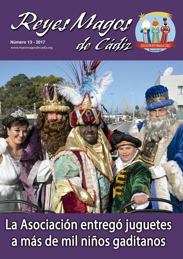 Reyes Magos de Cádiz 2017