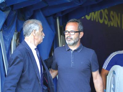 Álvaro Cervera es el líder del equipo y del vestuario