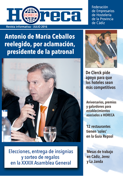 Revista HORECA  2016
