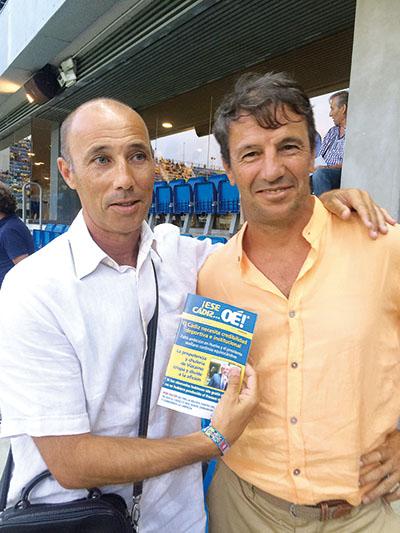 47 jugadores han defendido la camiseta del Cádiz y Rayo