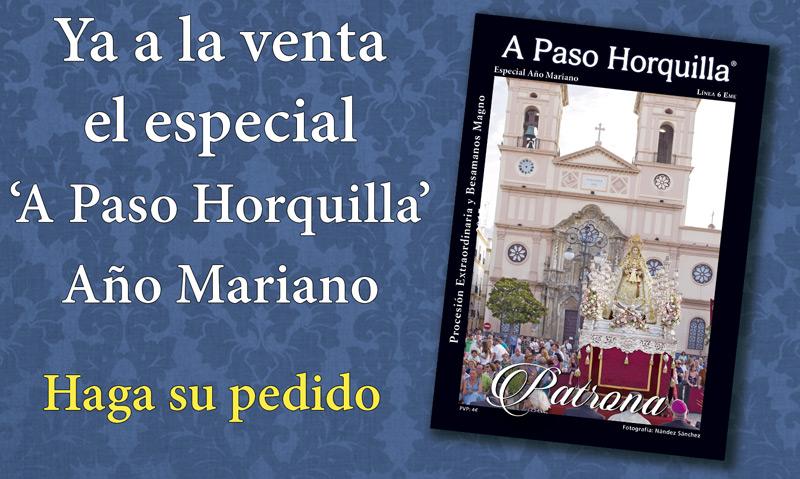 Hoy se presenta el especial 'Año Mariano', de 'A Paso Horquilla'