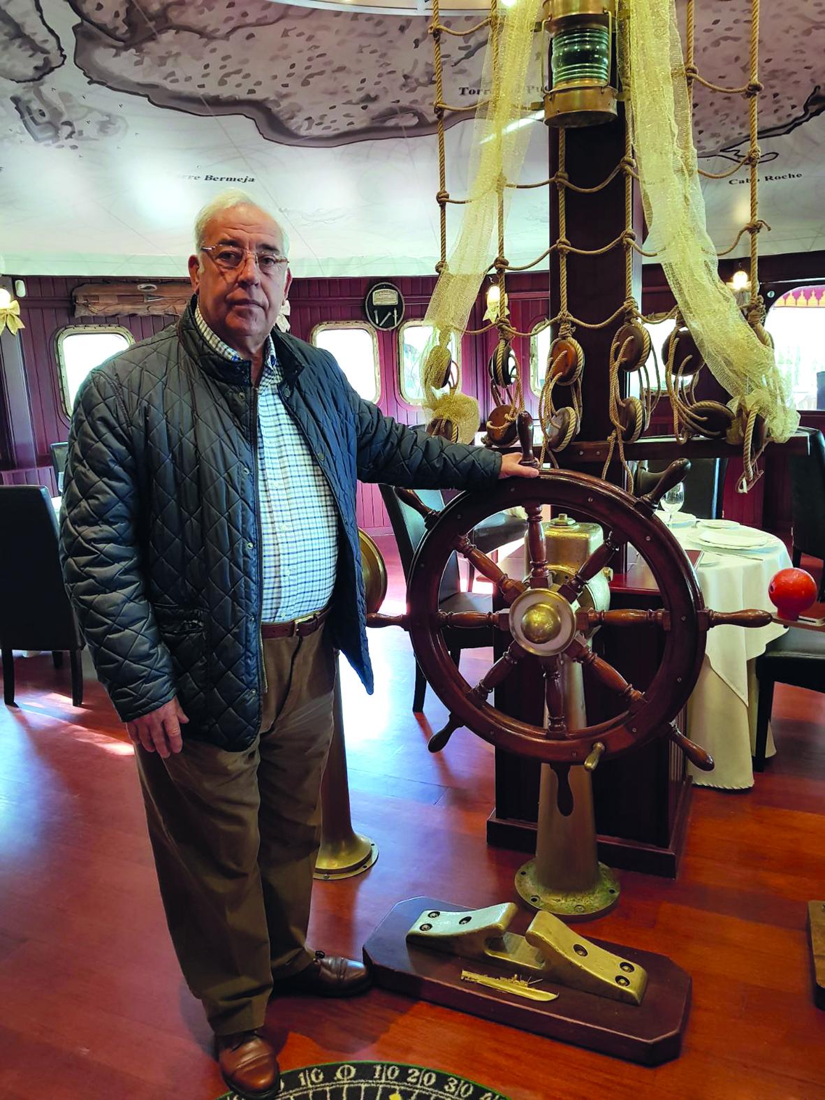"""'Súper' Paco: """"Después de 47 años me alegro perder el récord ahora porque demuestra la gran trayectoria de este Cádiz"""""""