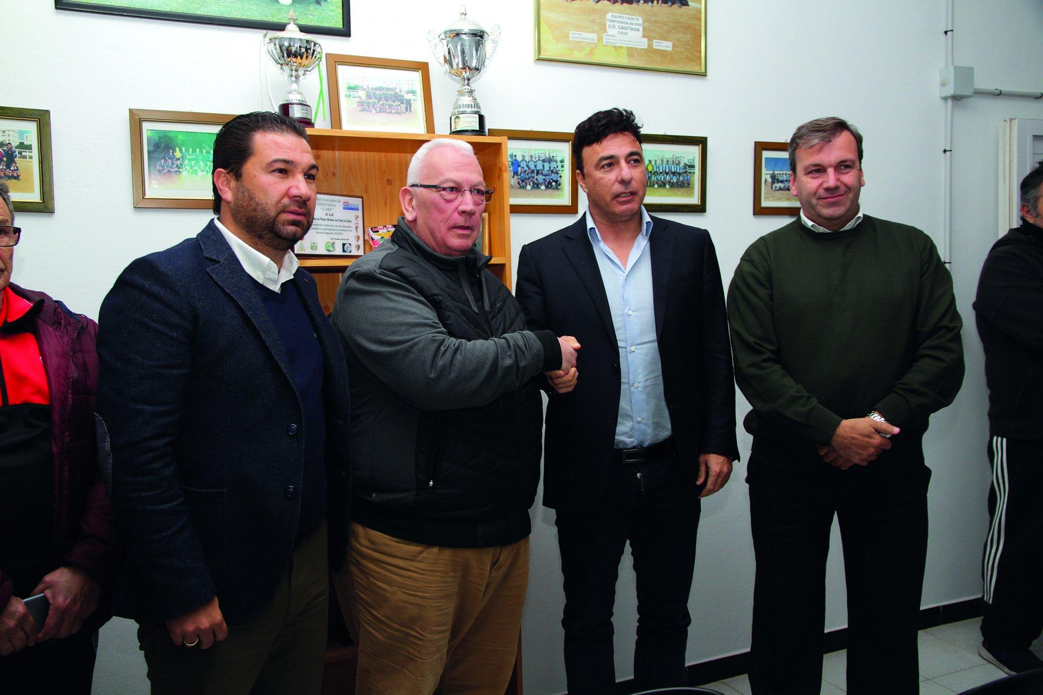 El acuerdo con el fútbol modesto, ¿debe ser ratificado por Vizcaíno?