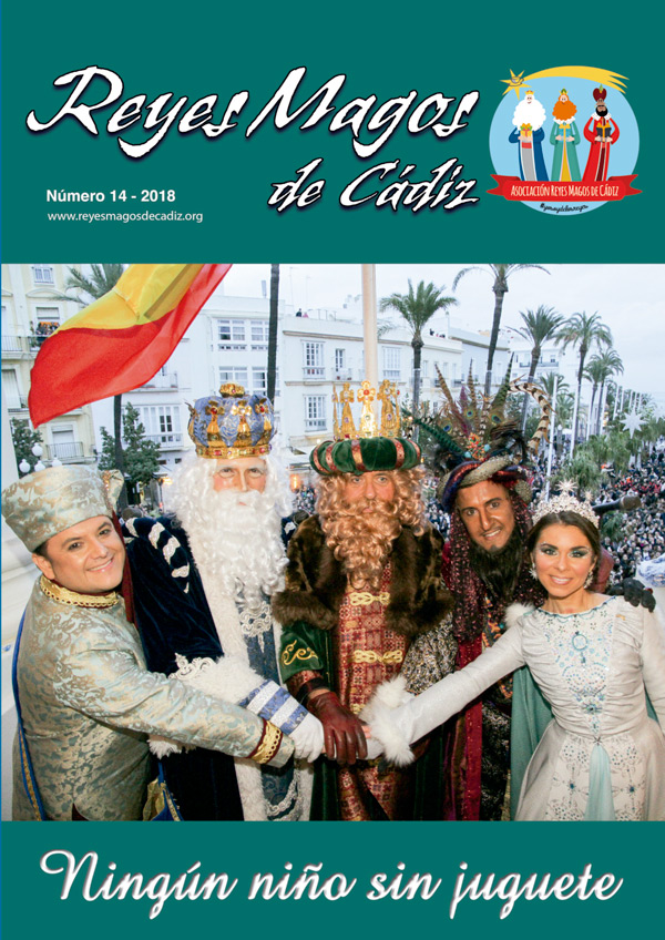 Reyes Magos de Cádiz 2018