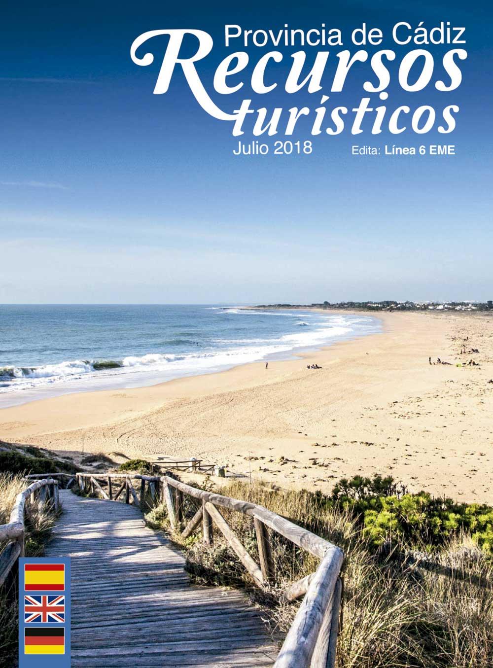 Recursos Turísticos julio 2018