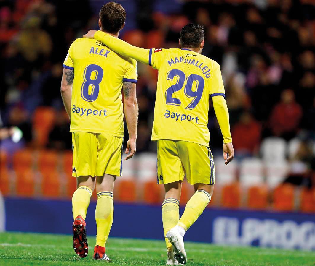 Los dos partidos seguidos de Liga, en 'Carranza' claves en el futuro del equipo