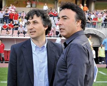 Udinese pretendía llevarse gratis a Álex, igual que lo intentó, a la baja, con Alvarito