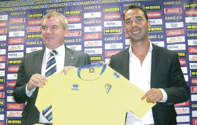Jorge Cordero Vuelve al Cádiz como ojeador
