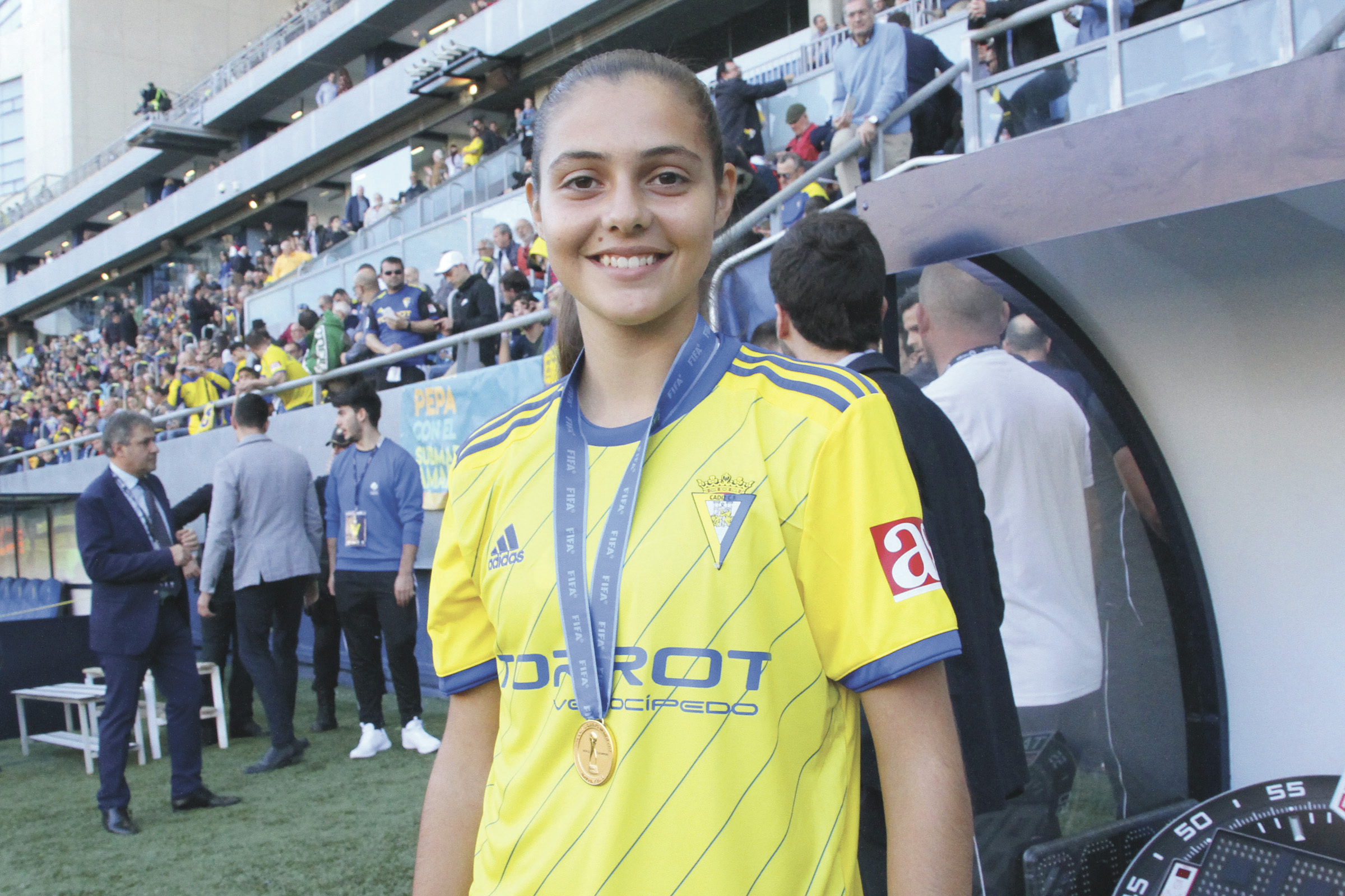 El Cádiz Femenino podría jugar un partido antes de la final del Trofeo