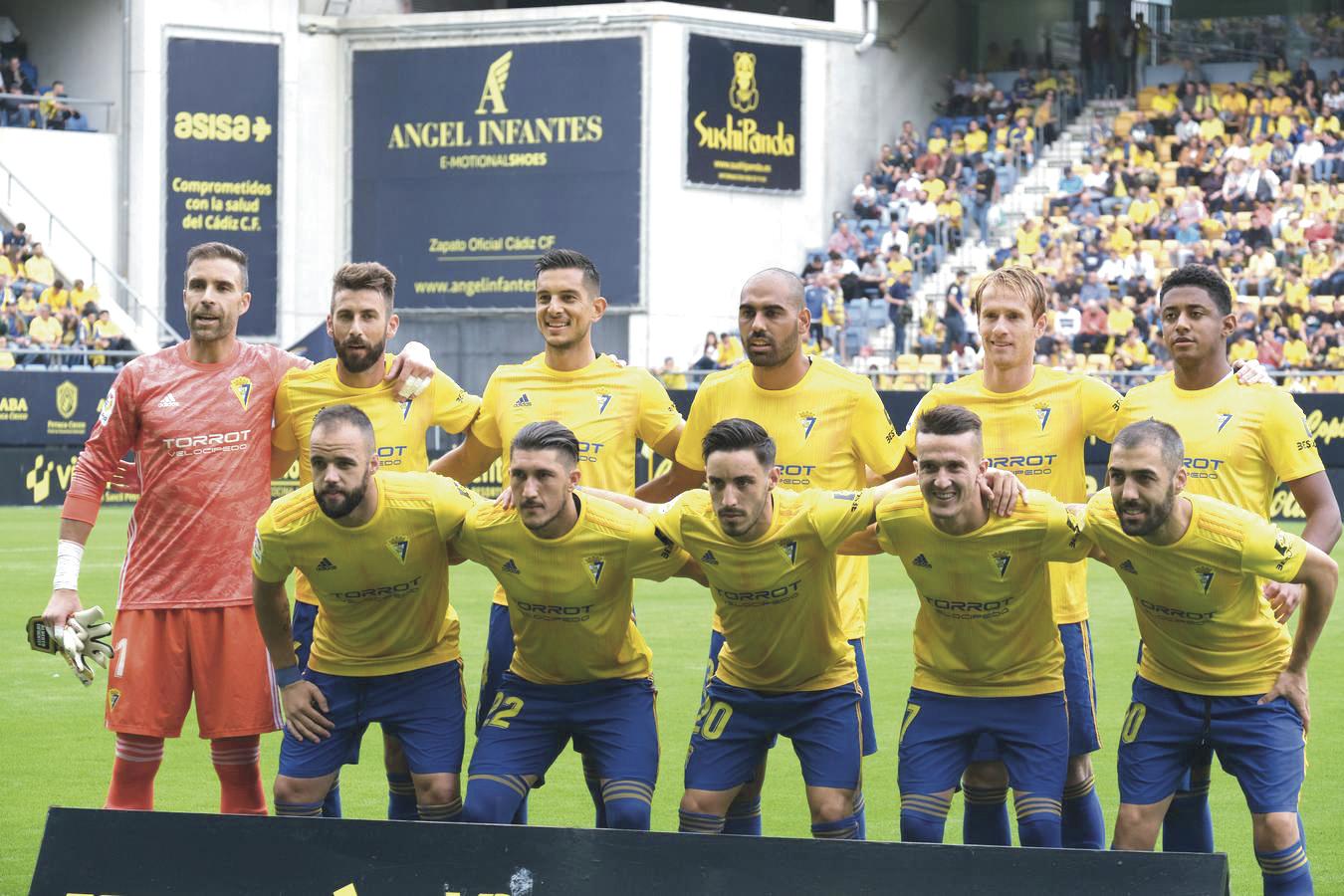 El Cádiz sale a ganar todos los partidos