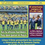 ¡ESE CÁDIZ…OÉ! NÚM. 377 TEMPORADA 2019/20
