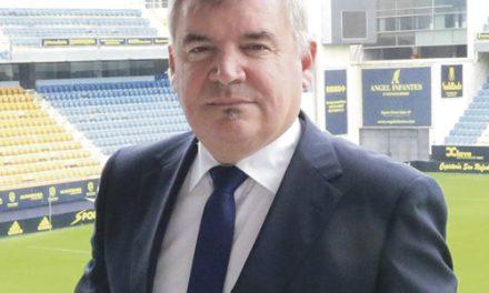 Manuel Vizcaíno, presidente:
