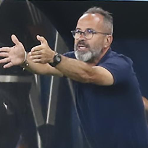 Álvaro Cervera, entrenador: