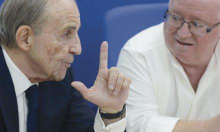 José María García vaticinó el ascenso del Cádiz a Primera