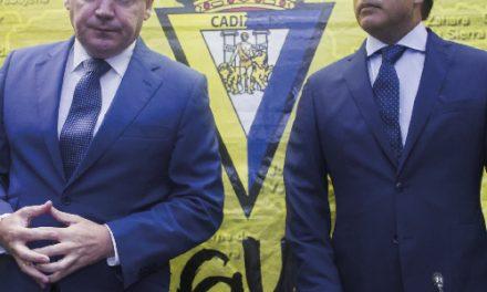"""Vizcaíno arremete con dureza contra Pina por """"querer provocar un grave perjuicio al Cádiz"""""""